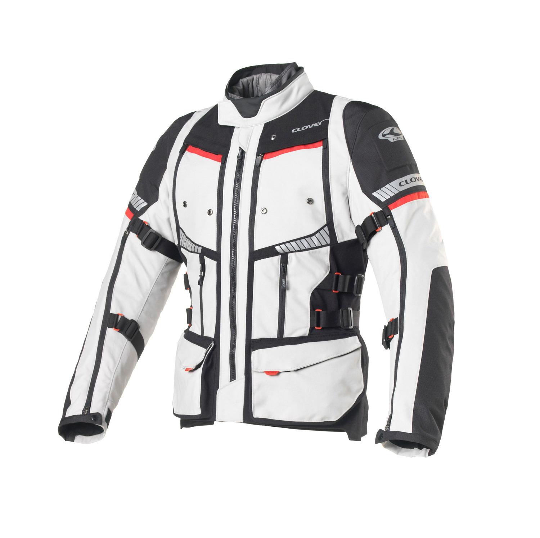 Clover a EICMA con la giacca GTS-4 Airbag