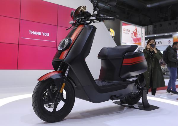 Gli Scooter elettrici NIU a EICMA 2018