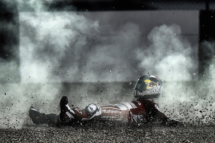 MotoGP 2016. Le foto più belle del GP del Qatar (3)