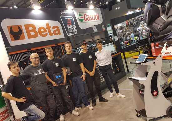 Bergamaschi e Texa per i meccanici del futuro