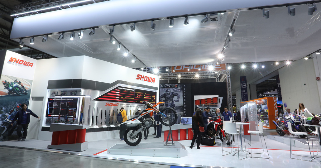 EICMA 2018: Showa EERA Heightflex