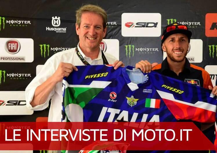 EICMA 2018. Giovanni Copioli (FMI): lo sport e la difesa dei motociclisti