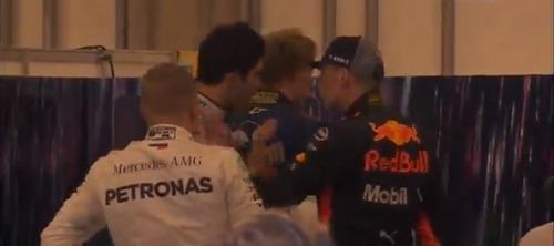 F1, GP Brasile: Verstappen, due giornate di lavori socialmente utili per la rissa con Ocon