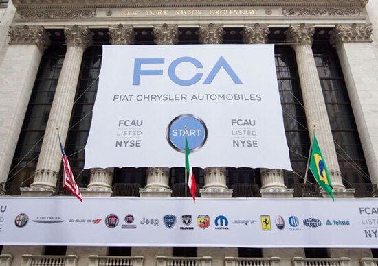 Reorganization of the FCA: the transfer of Fiat to separate the PSA, the Alpha and the Maserati, after merging with GM?