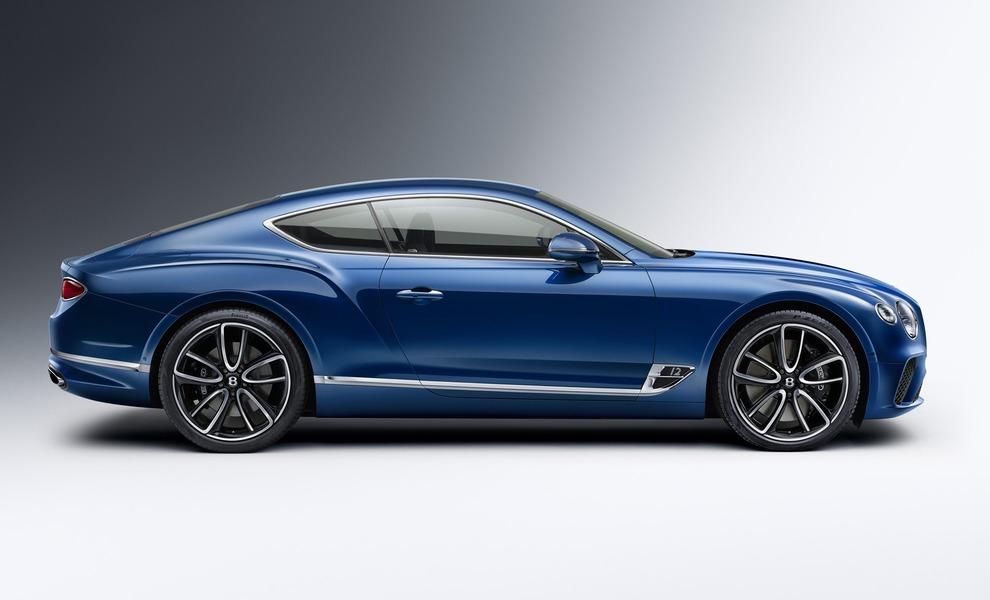 Bentley Continental 3ª s. (2018->>) (2)