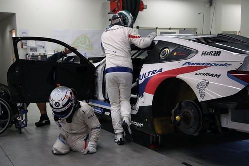 Alex Zanardi verso la 24h di Daytona 2019: completati i test sulla BMW M8 GTE (2)