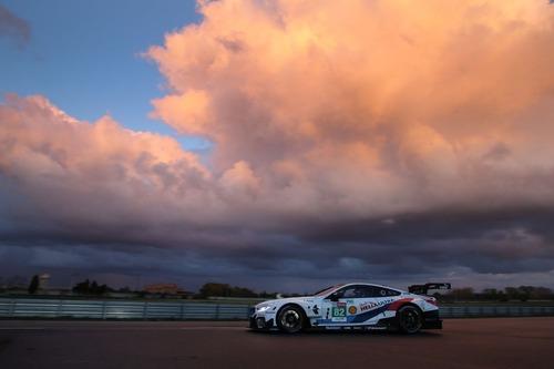 Alex Zanardi verso la 24h di Daytona 2019: completati i test sulla BMW M8 GTE (5)