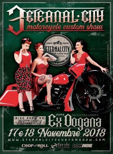 Eternal City Motorcycle Custom Show: torna Roma capoccia! (4)