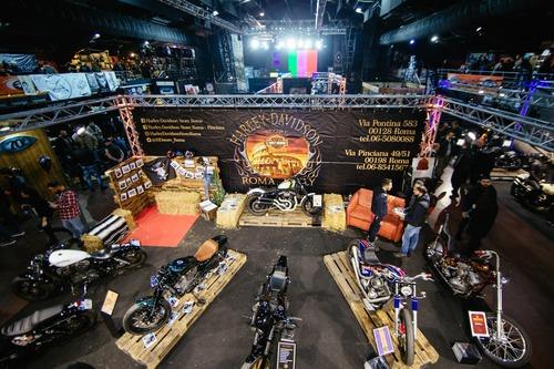 Eternal City Motorcycle Custom Show: torna Roma capoccia! (5)