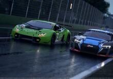 Assetto Corsa Competizione, parliamo di sospensioni