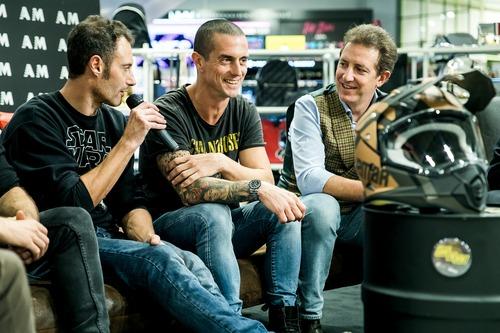 Moto.it Talks: tutte le dirette Facebook andate in onda dalla lounge de La Rinascente (4)