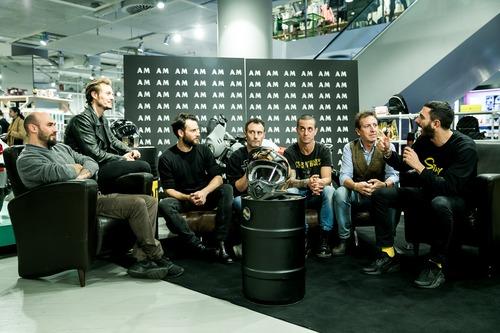 Moto.it Talks: tutte le dirette Facebook andate in onda dalla lounge de La Rinascente