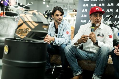 Moto.it Talks: tutte le dirette Facebook andate in onda dalla lounge de La Rinascente (7)