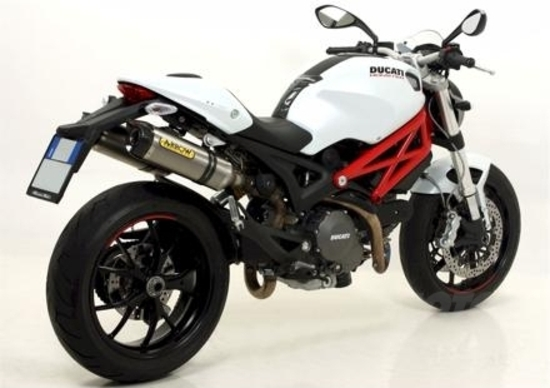 Arrow: slip on per Ducati Monster 796
