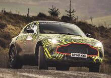Aston Martin DBX, il SUV che sfida Urus e Bentayga [Video]