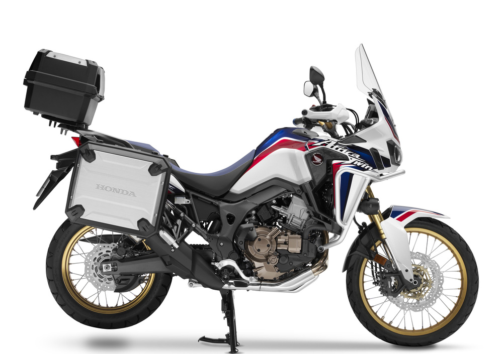 Honda Africa Twin DCT ABS Travel Edition (2016 - 17) (3)