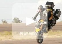 Chris Mcneil: ecco come guida la BMW F800GS