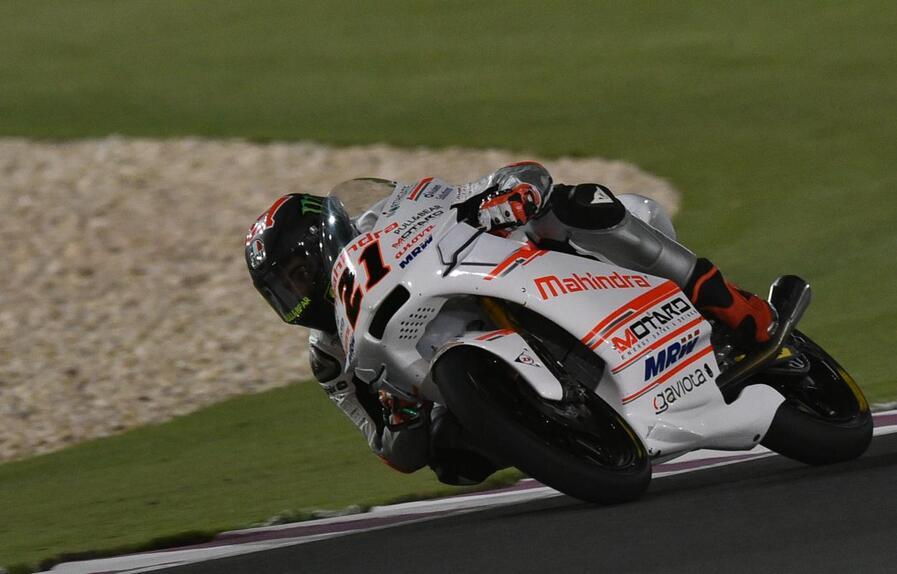 Moto2 e Moto3, vietate le alette (2)