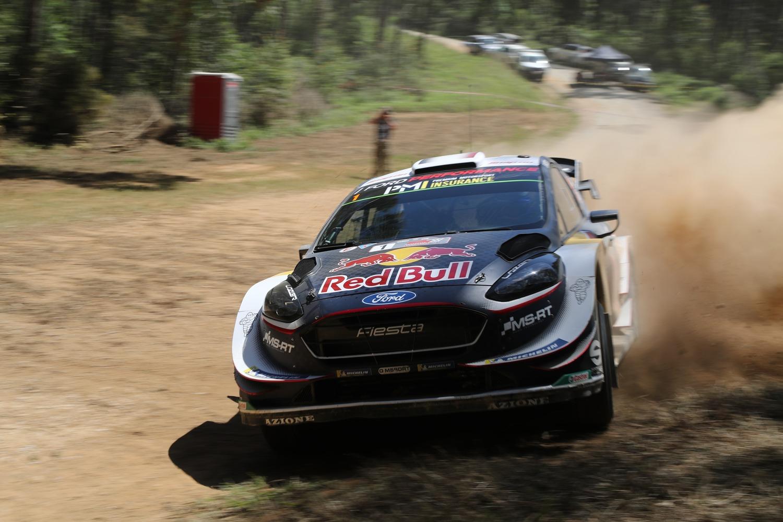 WRC18 Australia. Partito l'ultimo, e cruciale Rally della Stagione