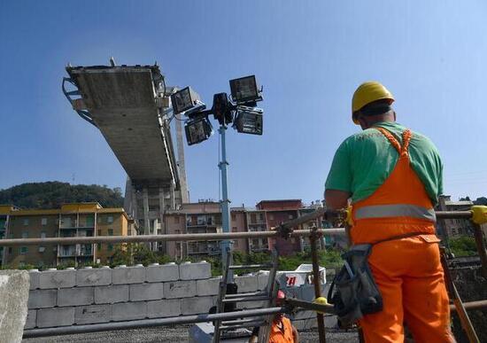 Ponte Morandi, ecco le aziende invitate per la ricostruzione