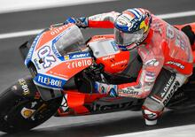 MotoGP. Dovizioso: Sono in difficoltà. Per il momento...