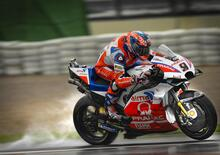 MotoGP. FP3, Petrucci davanti a tutti