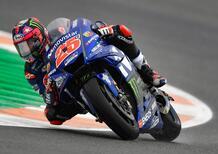 MotoGP. Viñales  conquista la pole position a Valencia