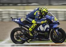 MotoGP. Rossi: Lento, con poco feeling
