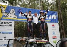 WRC18 Australia. Sébastien Ogier (Fiesta M-Sport) è Campione del Mondo!