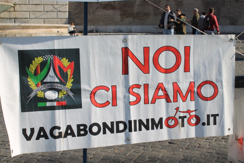 Roma ricorda le vittime delle strada