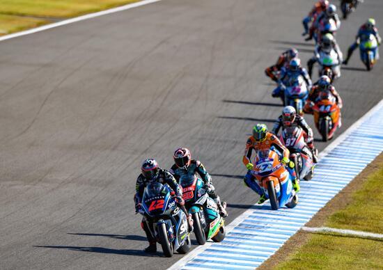 Motomondiale: dal 2019 due sessioni di qualifica anche in Moto2 e Moto3