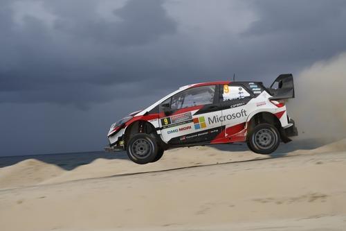 "WRC18 Australia. Thierry Neuville, l""autopsia"" (4)"