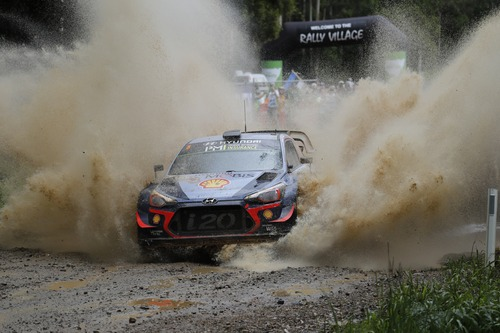"WRC18 Australia. Thierry Neuville, l""autopsia"""