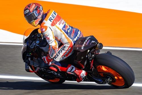 Test MotoGP. Viñales chiude in testa anche nel Day 2 (8)