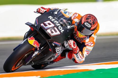 Test MotoGP. Viñales chiude in testa anche nel Day 2 (9)