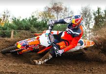 MXGP: Tom Vialle raggiunge Herlings nel tendone KTM