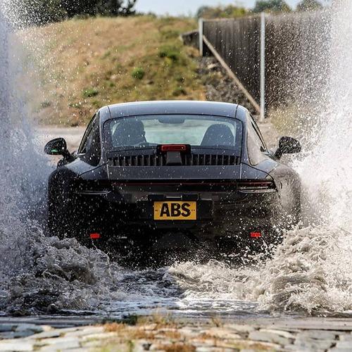 Porsche 911, l'ottava generazione al Salone di Los Angeles 2018 (2)