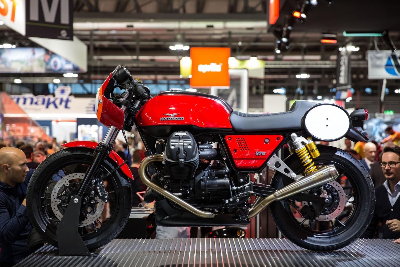 Fast Endurance, il monomarca Moto Guzzi