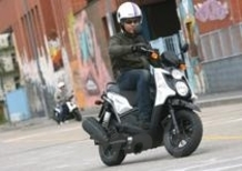 Yamaha BW's 125 in promozione a 2.190 euro