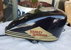 Serbatoio nero Harley-Davidson Sportster 883