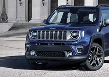 Promozione Jeep: Renegade a 18.900 euro