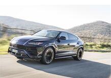 Lamborghini Urus, la nuova auto di Francesco Totti