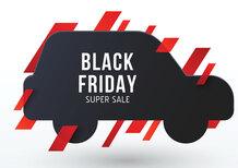 Black Friday & Cyber Monday: per le auto ha senso la settimana degli sconti?