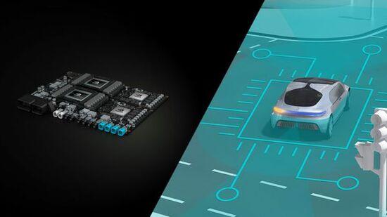 L'hardware Nvidia si sposa all'auto, se questa ha una guida autonoma di Livello2 o superiore