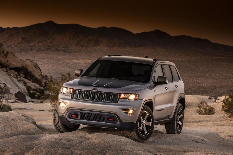 Jeep Grand Cherokee Trailhawk e Summit: eccole al Salone di New York