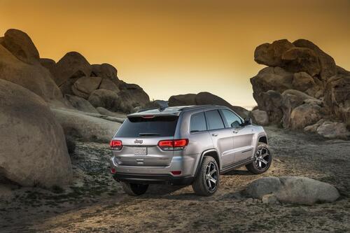 Jeep Grand Cherokee Trailhawk e Summit: eccole al Salone di New York (8)