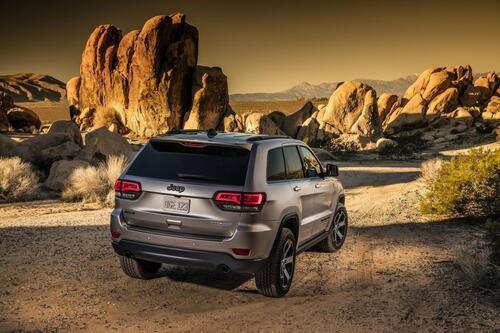 Jeep Grand Cherokee Trailhawk e Summit: eccole al Salone di New York (9)