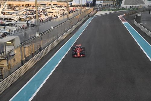 F1, GP Abu Dhabi 2018: pole per Hamilton. Terzo Vettel (8)