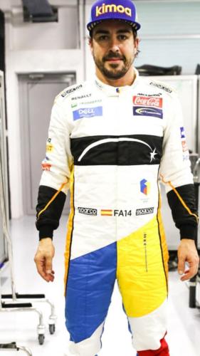 F1, GP Abu Dhabi 2018: la tuta di Alonso e le altre news