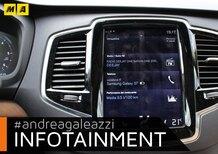 Volvo XC90 | Il focus sull'infotainment [Video]